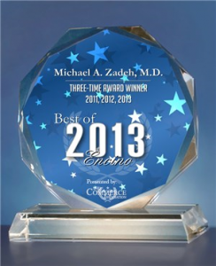 Dr. Zadeh Best in Encino Award