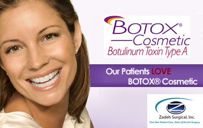 See why our patients love botox cosmetic